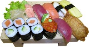 Essen sushi 2